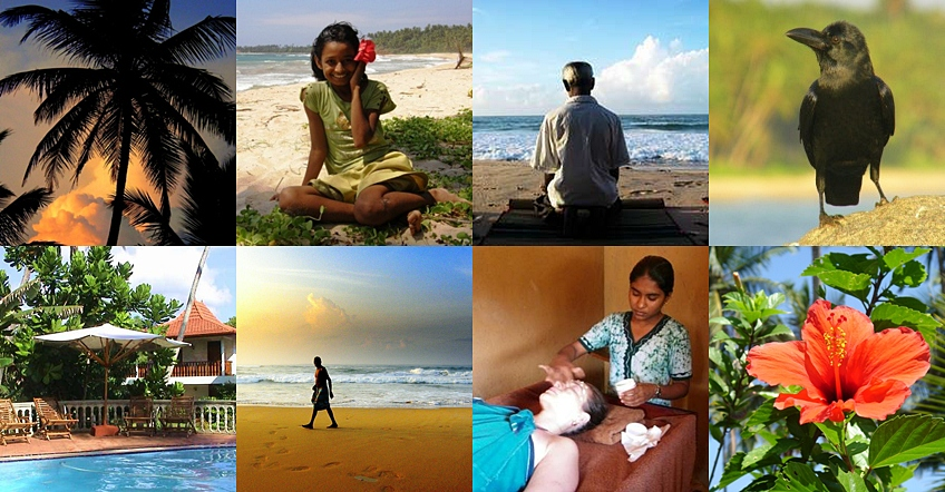 Ayurveda in Sri Lanka direkt am Meer